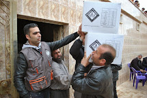PIN Team helps in Syria