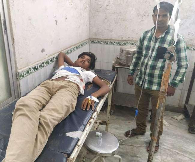 गोपालगंज में दिनदहाड़े दुकान में बैठे व्यवसायी को गोली मारकर 90 हजार रुपये लूटे