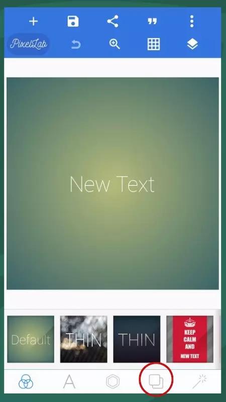 ubah warna logo di android