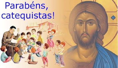 4a. Semana – Vocação para os ministérios e serviços na comunidade e na sociedade, especialmente o de Catequista.