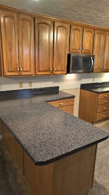 Countertop Refinishing, Kitchen Resurfacing 11
