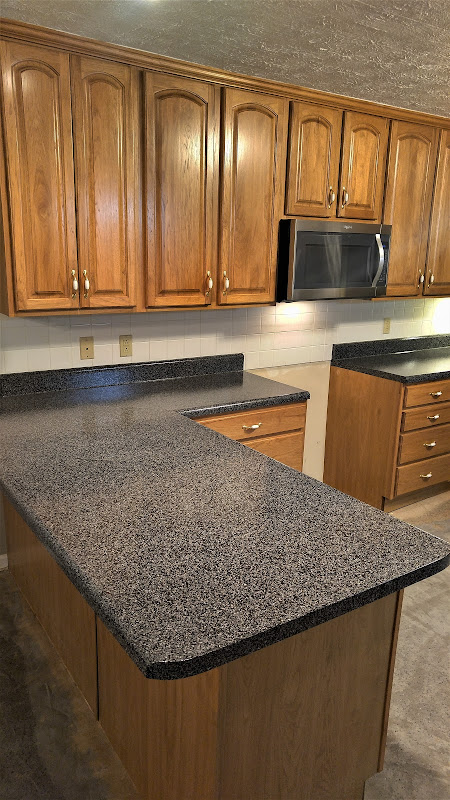 Countertop Refinishing, Kitchen Resurfacing or Repairs on Damaged ...