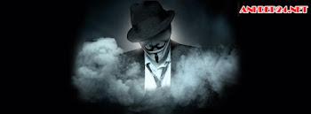 Bộ ảnh bìa facebook hacker Anonymous ngầu nhất