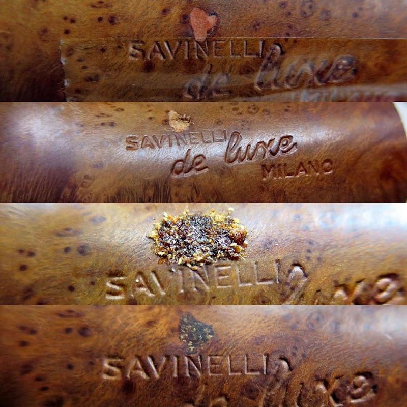 Savinelli De Luxe Milano 622KS Restoration Savfill