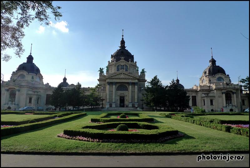 Balneario de Széchenyi