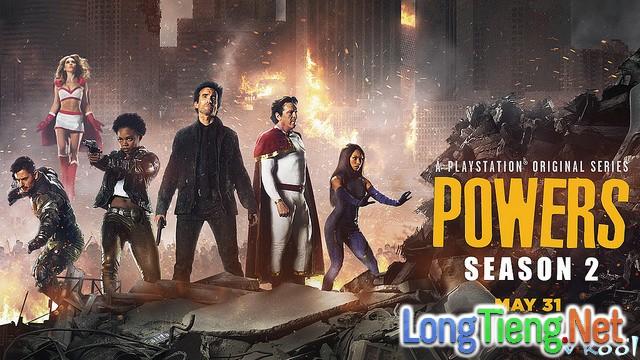 Xem Phim Sức Mạnh Tối Thượng 2 - Powers Us Season 2 - phimtm.com - Ảnh 1