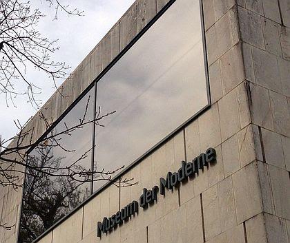 Außenansicht Museum der Moderne, Salzburg
