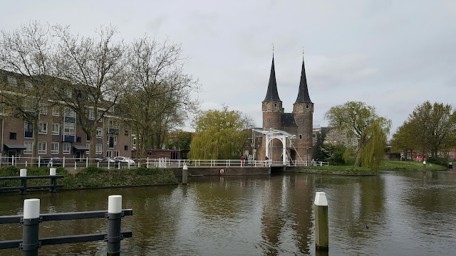 Jayne In Delft