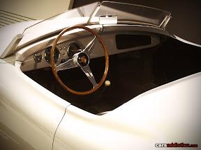 Porsche 356 American Roadster Interior