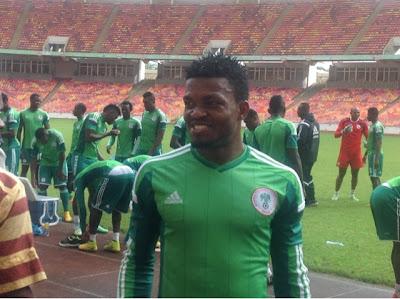 Nigeria football news' latest. Nigeria football news, Emem Eduok Left In The Cold