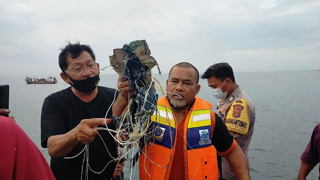 Lost Contac Pesawat Sriwijaya Rute Jakarta Pontianak