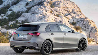 All-new 2019 Mercedes-Benz A-Class