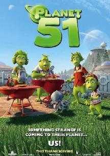 Planet 51 - Hành Tinh Số 51 (2009 HD)