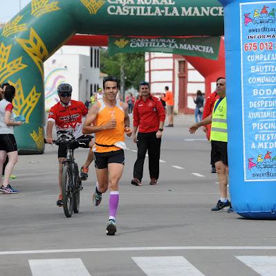 Media de Almagro 2017 - Llegada