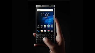 The new blackberry keyone Android phone