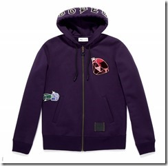 Dark Disney Dopey Hoddie in Purple (34219PUR)