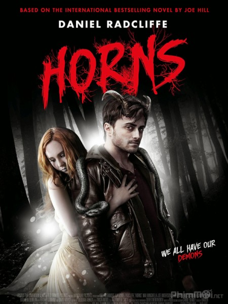 Quỷ sừng - Horns (2014)