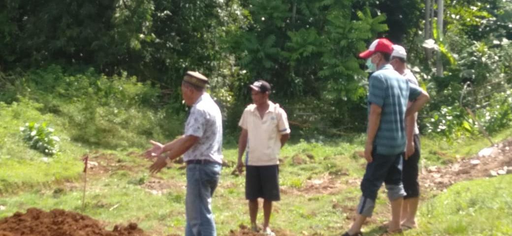 H.Bahar Alumni Faston, Motivasi Petani Manfaatkan Lahan Tidur Berbudidaya Pertanian Organik