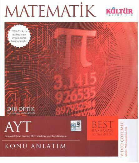 Kültür Yayınları Ayt Matematik Konu Anlatım