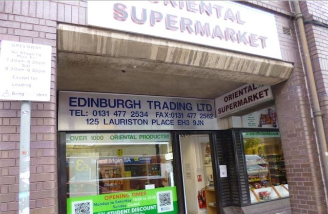 Edinburgh Trading Ltd
