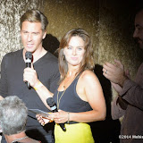 WWW.ENTSIMAGES.COM -   Matt Evers and Jill Halfpenny Host   at      West End Bares 2014 - Nude Dunnit at Cafe de Paris, London September 7th 2014Annual dance/burlesque fundraising show hosted by TheatreMAD in aid of The Make A Difference Trust.  Photo Mobis Photos/OIC 0203 174 1069