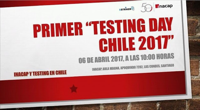 Testing Day Chile