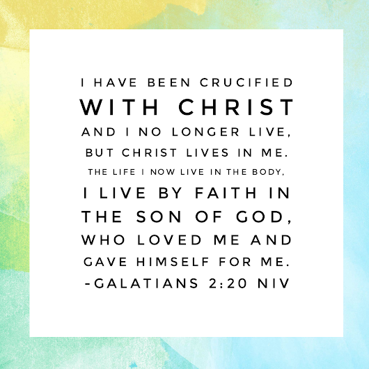 Galatians Week 2 Chapter 2:1-21
