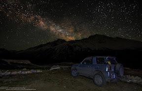Under the stars Shandur