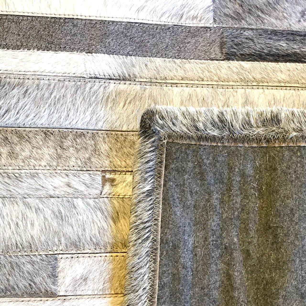 Calvin Klein Home Hide Rug