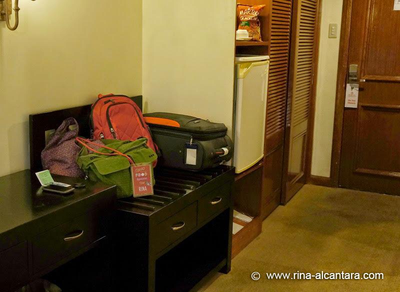 Apo View Hotel - Room Amenities