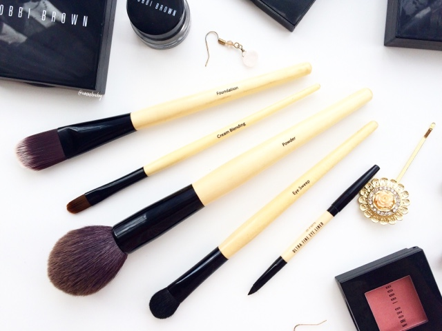 best bobbi brown brushes