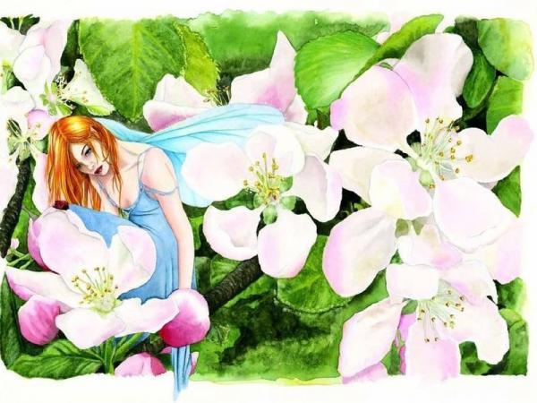 Holy Sprite Smile, Fairies 3