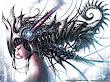 Mechanical Girl Scorpion