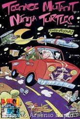 """Actualización 27/01/2017: Actualizo con el numero 39 de la serie clásica de Mirage comics (los números 40 al 44 fueron salteados por los tradumaquetadores para centrarse en el evento """"Ciudad en guerra"""")."""