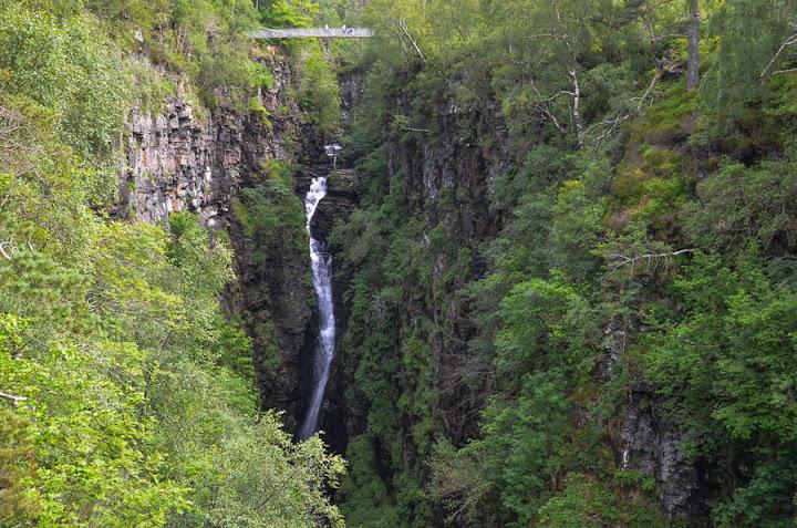 Corrieshalloch Gorge, Escocia