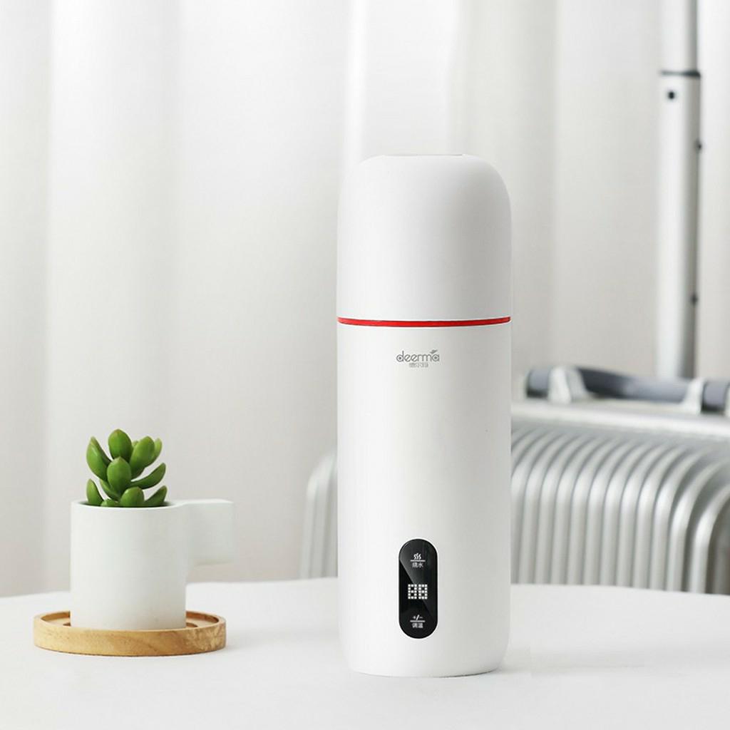 ID002 - Bình giữ nhiệt, đun nước theo ý thích, 350ml, pha sữa, có màn hình led điều khiển nhiệt độ tùy ý. Thương hiệu của Xiaomi.