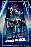 Tổng Tấn Công - Attack The Block poster