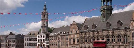 Bruselas Valonia: edificios históricos
