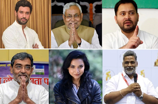 bihar-election-2020-competitors-and-alliance