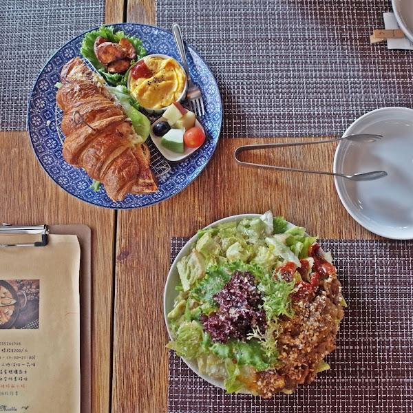 新竹神冪餐廳〝冪 La Miette Cafe〞早午餐、甜點,小墊子二店