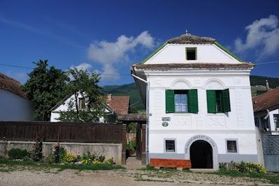 Haus in Rimetea