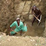 Septictank graven