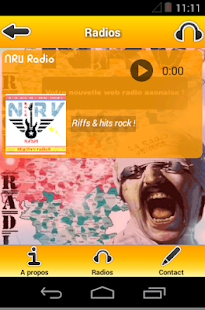 NRV Radio- screenshot thumbnail