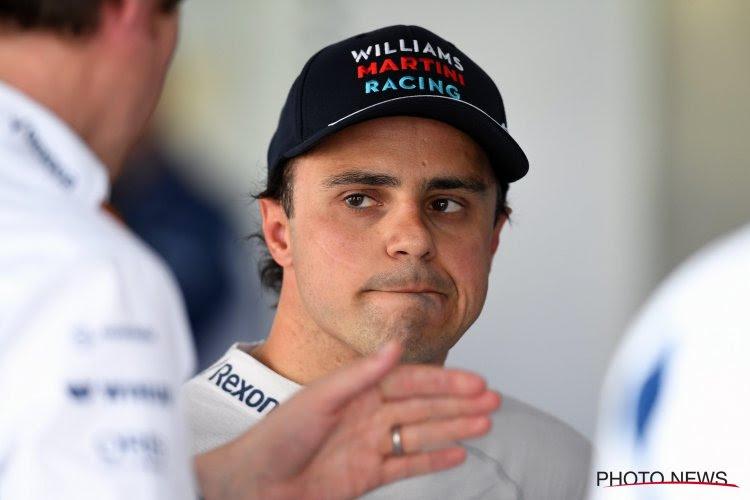 Massa gaat nog niet op pensioen en maakt zo de weg vrij voor Bottas die naar Mercedes kan