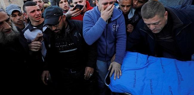 Tolak 'Deal Of The Century' Ala Trump, Seorang Pemuda Palestina Ditembak Mati Tentara Israel
