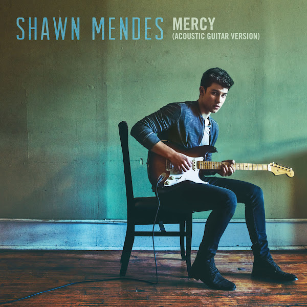 Mercy (Acoustic Guitar) – Shawn Mendes