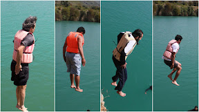 Cliff Diving, Khanpur Dam