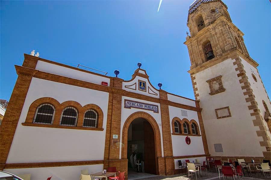 Torre de la Merded en Rota, Cádiz
