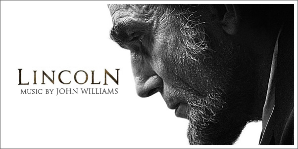 LIncoln (Soundtrack) by John Williams - Review