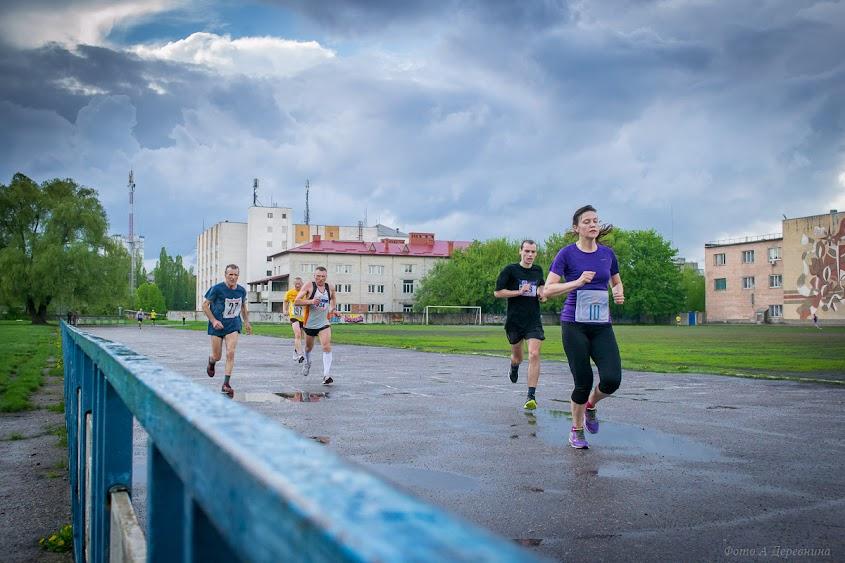 Фотографии. Пробег Чернобыльский набат, посвященный памяти жертв Чернобыля